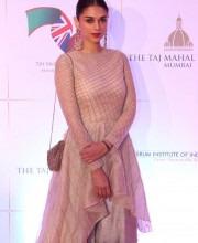 Aditi Rao Hydari in a Manish Malhotra Spring Summer 2016 Dress