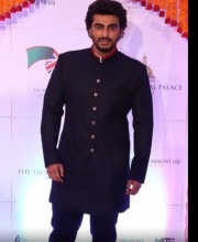 Arjun Kapoor looking Dapper in a Manish Malhotra Sherwani