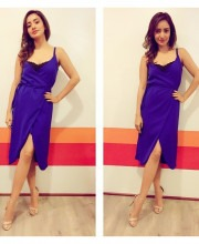 Neha Sharma Wears A Neharika Creation