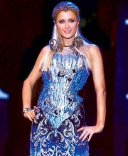 Falguni & Shane Peacock - Paris Hilton