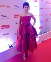 Prachi Desai Goes Glam for the Film Fare Glamour and Style Awards