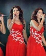 Fashion Designer Pritam Panda - Indian music queen Shreya Ghoshal