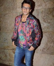 Stylish Looks of Ranveer Singh