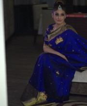 Raveena Tandon Looks Resplendent In Jayanthi Ballal Saree