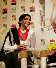 Abraham & Thakore - Sonam Kapoor at Launch of Those Pricey Thakur Girls