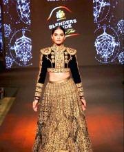 Sonam Kapoor on the Ramp for Shantanu & Nikhil at BPFT 16