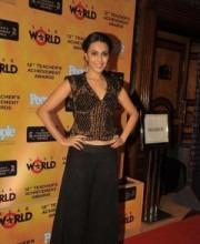 Swara Bhaskar in a Dress by Indian Fashion Designer Anita Dongre