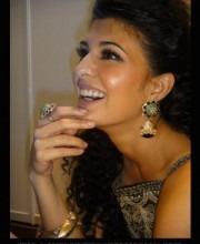 Bollywood Star Jacqueline Fernandes wearing Roopa Vohra Jewellery