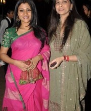 Bollywood Actress Konkana Sen & Indian Jewellery Designer Roopa Vohra