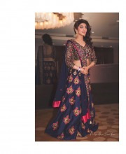 Pranitha looking Stunning in a Surendri Lehenga