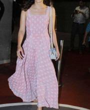Alia Bhatt Looks Beautiful in Flowy Anita Dongre Dress