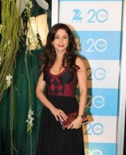 Urmila at Zee 20 Year Celebration Party