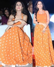 Urmila Matondkar in an Anita Dongre Dress