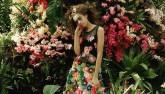 Spring Summer 2016 Look for Nylon Magazine by Manish Arora