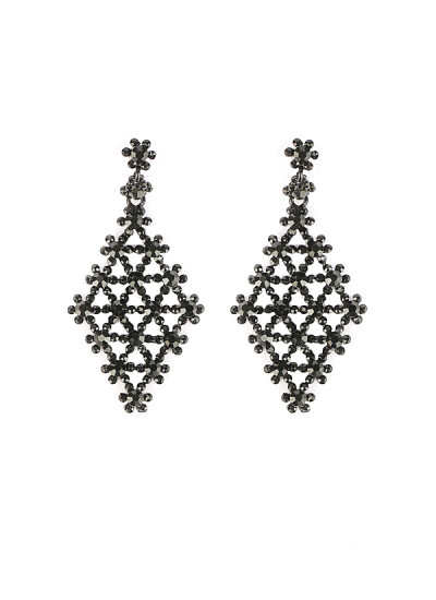 Indian Accessories Designers - Rhea - Indian Designer Jewellery - Earrings - RH-SS15-6301028 - Cadillac Dream Earrings