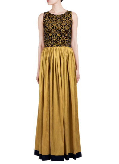 Indian Fashion Designers - True Browns - Contemporary Indian Designer - Quirky Laser Cut Dress - TBS-SS16-TB1017