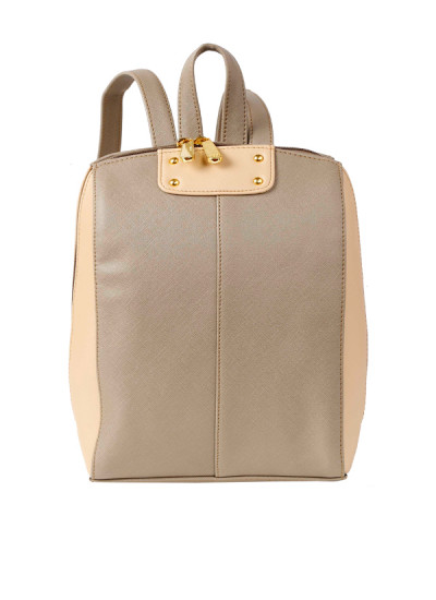 Indian Accessories Designers - Images Bags - Indian Designer Bags - IMG-SS15-S2311 - Faux Leather Back Pack