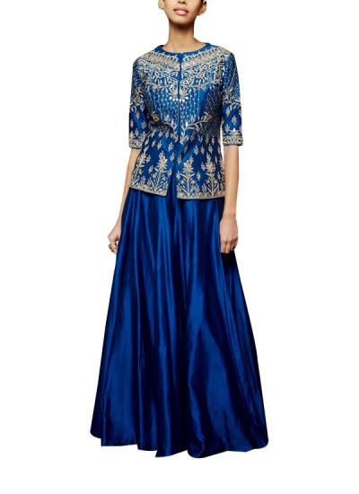 Indian Fashion Designers - Anita Dongre - Contemporary Indian Designer - The Parama Lehenga - AD-AW16-PH1-FW16MB098