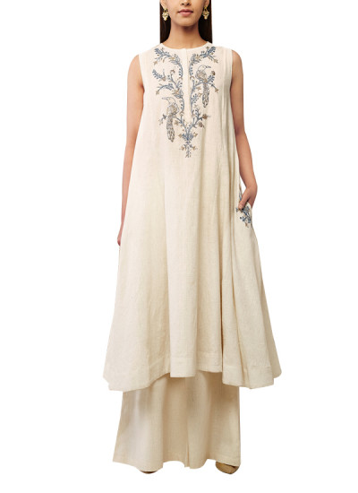 Indian Fashion Designers - Anita Dongre - Contemporary Indian Designer - The Erwin Suit - AD-SS17-PH-2-SS17RR067