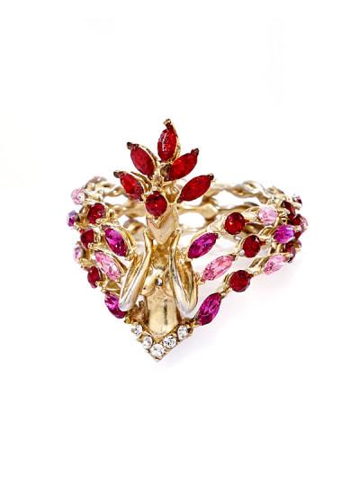Indian Fashion Designers - Nine Vice  - Contemporary Indian Designer - Farfreluche Ring - NIV-AW16-MR-R-1