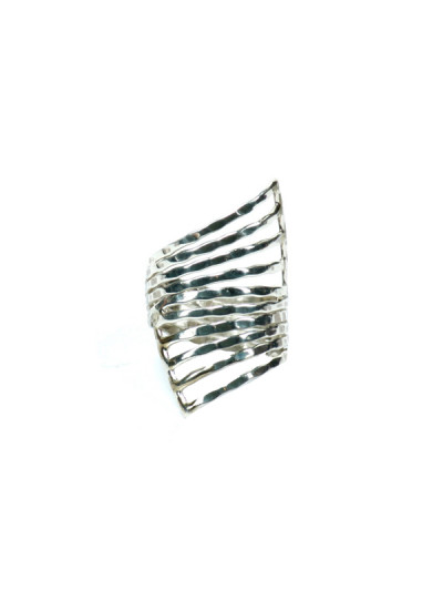 Indian Fashion Designers - Rawtonica - Contemporary Indian Designer - Ring Silvera Ring - RAW-SS16-RSR03