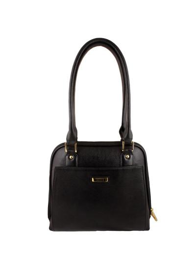 Chic Black Leather Bag