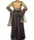 Indian Fashion Designers - Neehara - Contemporary Indian Designer - Mesmerising Floor Length Anarkali - NH-SS16-NH-BT6