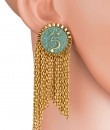 Indian Fashion Designers - Rejuvenate Jewels - Contemporary Indian Designer - Rise and Fall Earrings - RJJ-SS16-RJE580