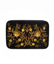 Indian Fashion Designers - Tresclassy - Contemporary Indian Designer - Black Wooden Clutch Box - TC-SS16-TC1508