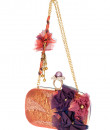 Indian Accessories Designers - Meera Mahadevia - Indian Designer Bags - MM-SS14-MM-CL-030 - Gorgeous Floral Clutch