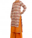 Indian Fashion Designers - Chrkha - Contemporary Indian Designer - Tunic and Palazzo Pants - DMC-AW16-TWPP-04