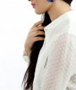 Indian Fashion Designers - Rhea - Contemporary Indian Designer - The Island Hopper Earrings - RH-AW16-1030044