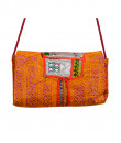 Indian Fashion Designers - The Purple Sack - Contemporary Indian Designer - Big Ben Sling Bag - TPS-AW16-TPSS35