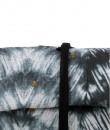 Indian Fashion Designers - Yosshita & Neha - Contemporary Indian Designer - Black And Off White Foldable Clutch - YN-AW17-YNIBG07