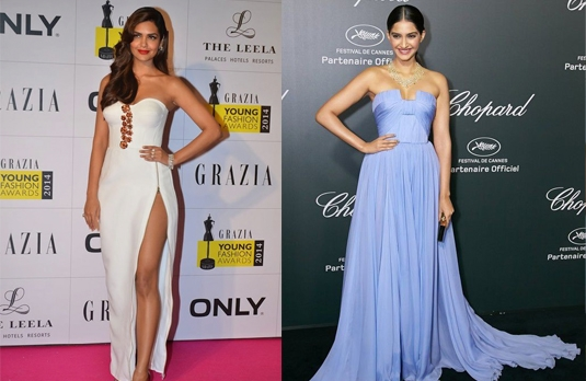 The Top 10 Beautiful Evening Dresses Worn By Bollywood Actresses